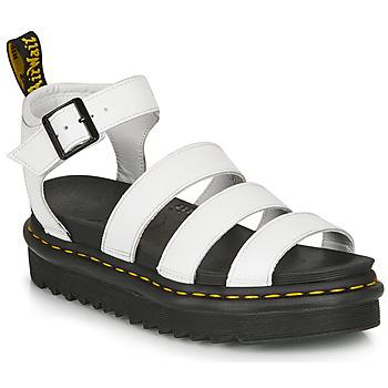 Cipők Női Szandálok / Saruk Dr Martens BLAIRE HYDRO Fehér