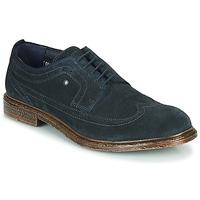 Cipők Férfi Oxford cipők Base London ONYX Tengerész