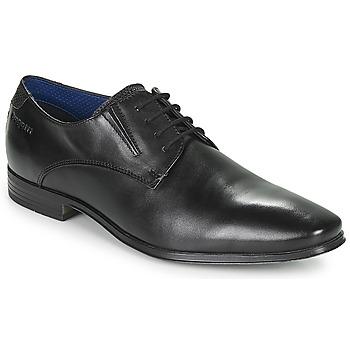 Cipők Férfi Oxford cipők Bugatti MORINO Fekete