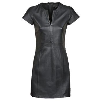 Ruhák Női Rövid ruhák Oakwood PLEASE Fekete