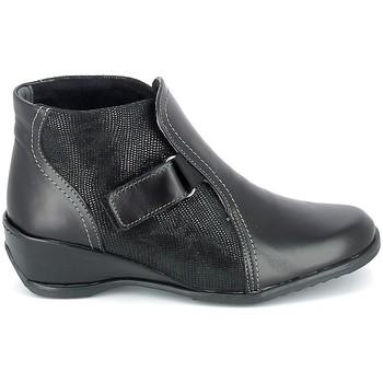 Cipők Női Csizmák Boissy Boots Noir Fekete