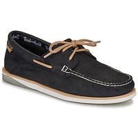 Cipők Férfi Vitorlás cipők Timberland ATLANTIS BREAK BOAT SHOE Fekete