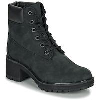 Cipők Női Bokacsizmák Timberland KINSLEY 6 IN WP BOOT Fekete