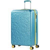 Táskák Keményfedeles bőröndök Lois Zion Acquamarine között