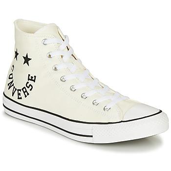 Cipők Férfi Magas szárú edzőcipők Converse CHUCK TAYLOR ALL STAR CHUCK TAYLOR CHEERFUL Fehér