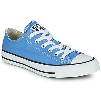 Cipők Női Rövid szárú edzőcipők Converse Chuck Taylor All Star Seasonal Color Kék
