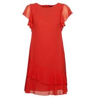 Ruhák Női Rövid ruhák Lauren Ralph Lauren Arolde Piros