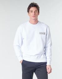 Ruhák Férfi Pulóverek Versace Jeans Couture B7GVA7FB Fehér