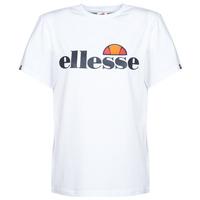 Ruhák Női Rövid ujjú pólók Ellesse ALBANY Fehér