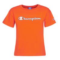 Ruhák Női Rövid ujjú pólók Champion KOOLATE Piros