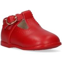 Cipők Lány Oxford cipők & Bokacipők Bubble 44078 Piros