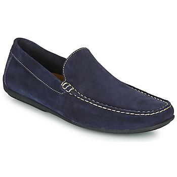 Cipők Férfi Mokkaszínek So Size MIJI Tengerész