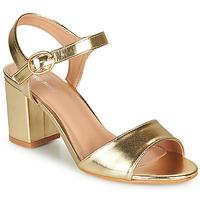 Cipők Női Szandálok / Saruk Moony Mood MEGANE Arany