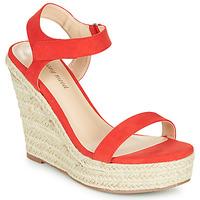 Cipők Női Szandálok / Saruk Moony Mood MARLEINE Piros