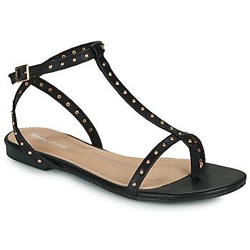 Cipők Női Szandálok / Saruk Moony Mood MARIELLE Fekete