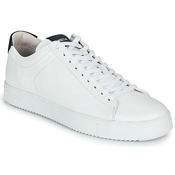 Cipők Férfi Rövid szárú edzőcipők Blackstone RM50 Fehér