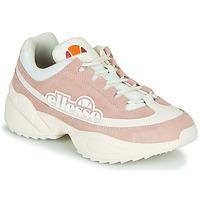 Cipők Női Rövid szárú edzőcipők Ellesse SPARTA SUED AF Rózsaszín
