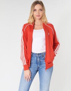 Ruhák Női Melegítő kabátok adidas Originals SS TT Piros / Kuxus