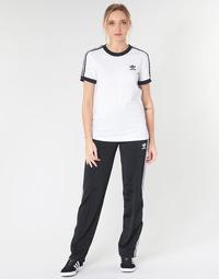 Ruhák Női Futónadrágok / Melegítők adidas Originals FIREBIRD TP Fekete