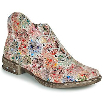 Cipők Női Csizmák Rieker LOKTOS Sokszínű