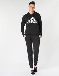 Ruhák Női Futónadrágok / Melegítők adidas Performance E LIN PANT Fekete