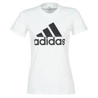 Ruhák Női Rövid ujjú pólók adidas Performance BOS CO TEE Fehér