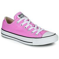 Cipők Női Rövid szárú edzőcipők Converse CHUCK TAYLOR ALL STAR SEASONAL COLOR Rózsaszín