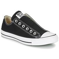 Cipők Női Belebújós cipők Converse Chuck Taylor All Star Slip Core Basics Fekete
