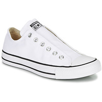 Cipők Női Belebújós cipők Converse Chuck Taylor All Star Slip Core Basics Fehér