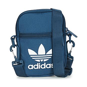 Táskák Kistáskák adidas Originals FEST BAG TREF Kék / Tengerész / Este