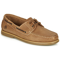 Cipők Férfi Vitorlás cipők Lumberjack NAVIGATOR Barna