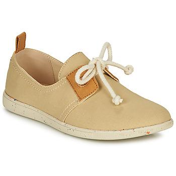Cipők Női Rövid szárú edzőcipők Armistice STONE ONE Bézs