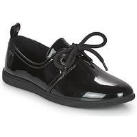 Cipők Női Rövid szárú edzőcipők Armistice STONE ONE Fekete