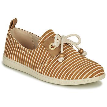 Cipők Női Rövid szárú edzőcipők Armistice STONE ONE Barna