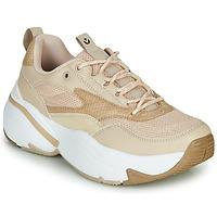Cipők Női Rövid szárú edzőcipők Victoria AIRE Bézs