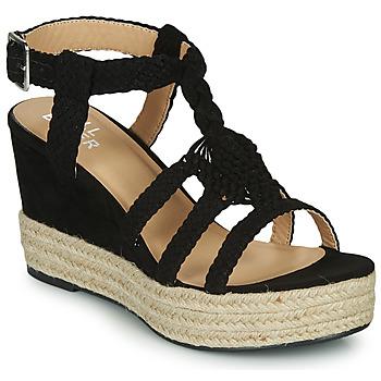 Cipők Női Szandálok / Saruk Bullboxer 175018F2T Fekete