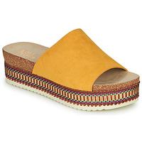 Cipők Női Papucsok Bullboxer 886014F1TAMUST Narancssárga