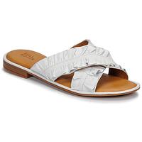 Cipők Női Papucsok Bullboxer 510000T1L Fehér
