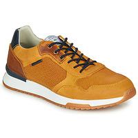 Cipők Férfi Rövid szárú edzőcipők Bullboxer TANIA Citromsárga