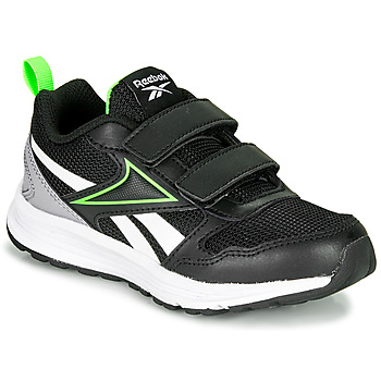 Cipők Fiú Futócipők Reebok Sport REEBOK ALMOTIO 5.0 Fekete  / Zöld