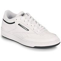 Cipők Rövid szárú edzőcipők Reebok Classic CLUB C REVENGE MU Fehér