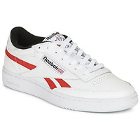 Cipők Rövid szárú edzőcipők Reebok Classic CLUB C REVENGE MU Fehér / Piros
