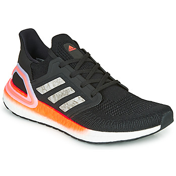 Cipők Férfi Futócipők adidas Performance ULTRABOOST 20 Fekete  / Szürke