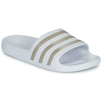 Cipők strandpapucsok adidas Performance ADILETTE AQUA Fehér