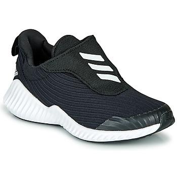 Cipők Fiú Rövid szárú edzőcipők adidas Performance FORTARUN AC K Fekete
