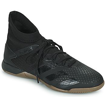 Cipők Foci adidas Performance PREDATOR 20.3 IN Fekete