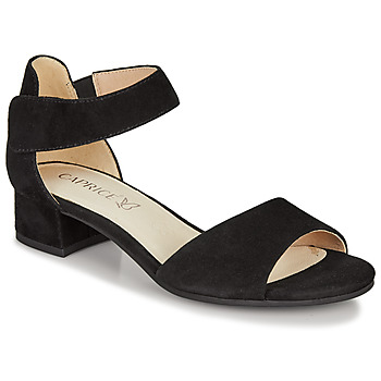 Cipők Női Szandálok / Saruk Caprice BESSINA Fekete