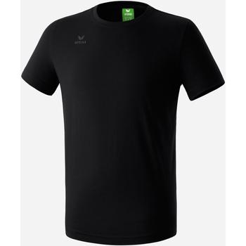 Ruhák Fiú Rövid ujjú pólók Erima T-shirt  Teamsport noir