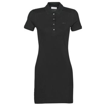 Ruhák Női Rövid ruhák Lacoste GAIL Fekete