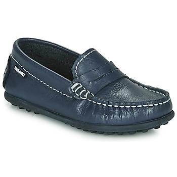 Cipők Fiú Mokkaszínek Pablosky  Tengerész